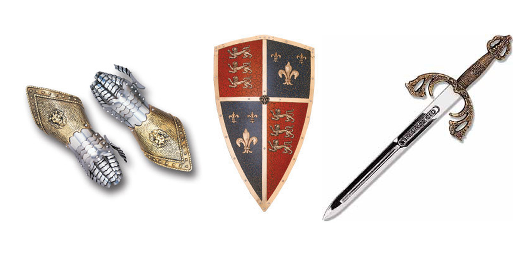 Armaduras Swords