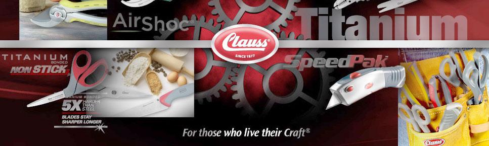 Clauss Scissors and Tools