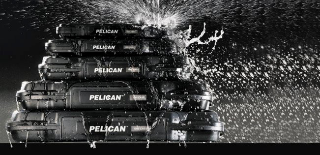 Pelican Lights and Cases
