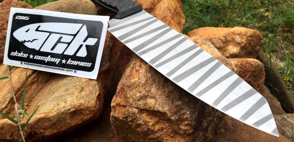 Skike Custom Knives