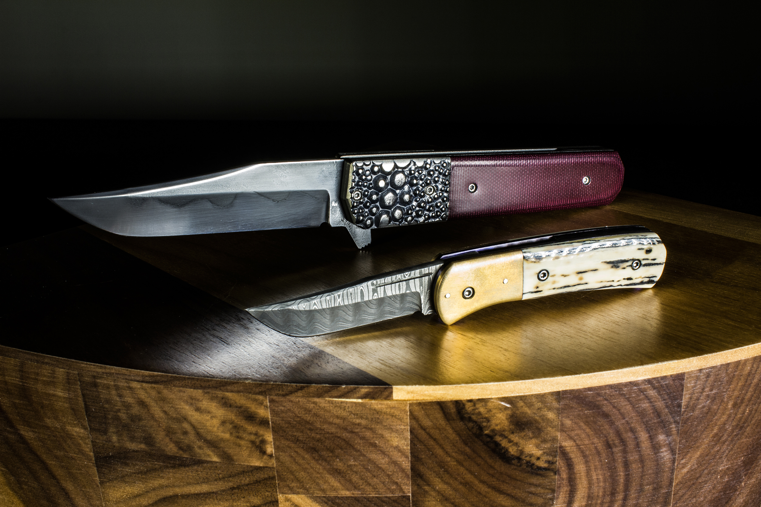 Chuck Gedraitis Custom Knives