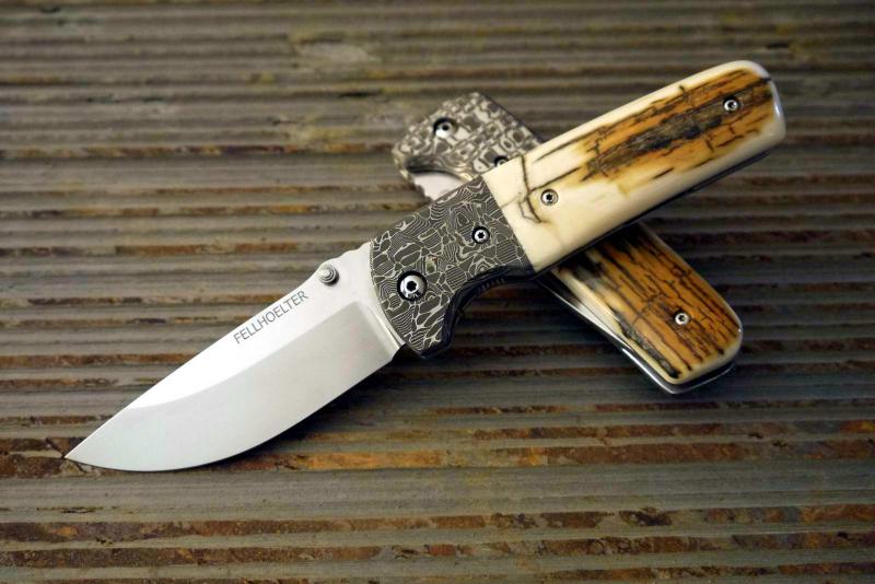 Brian Fellhoelter Custom Knives