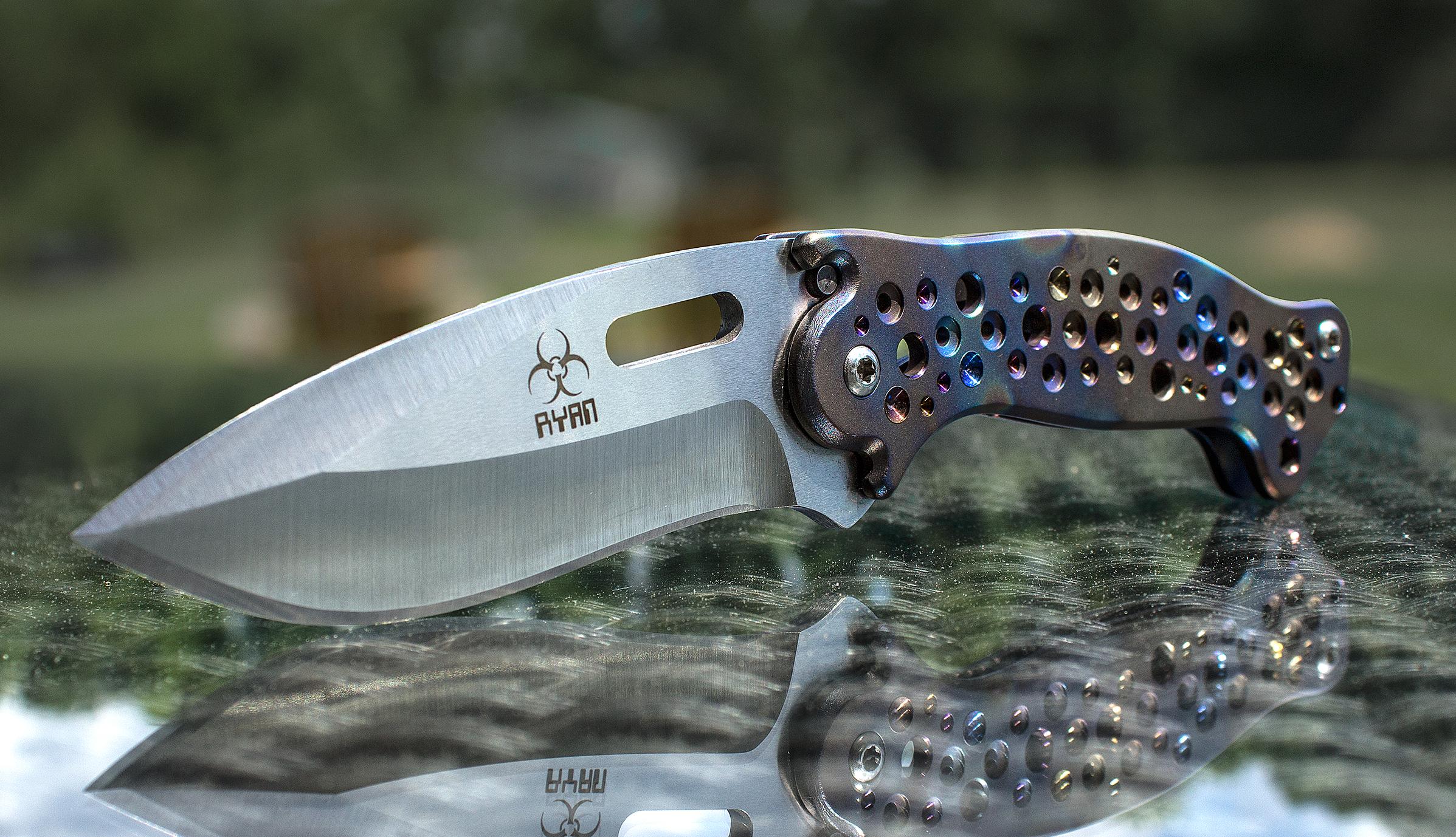 Steve Ryan Custom Knives