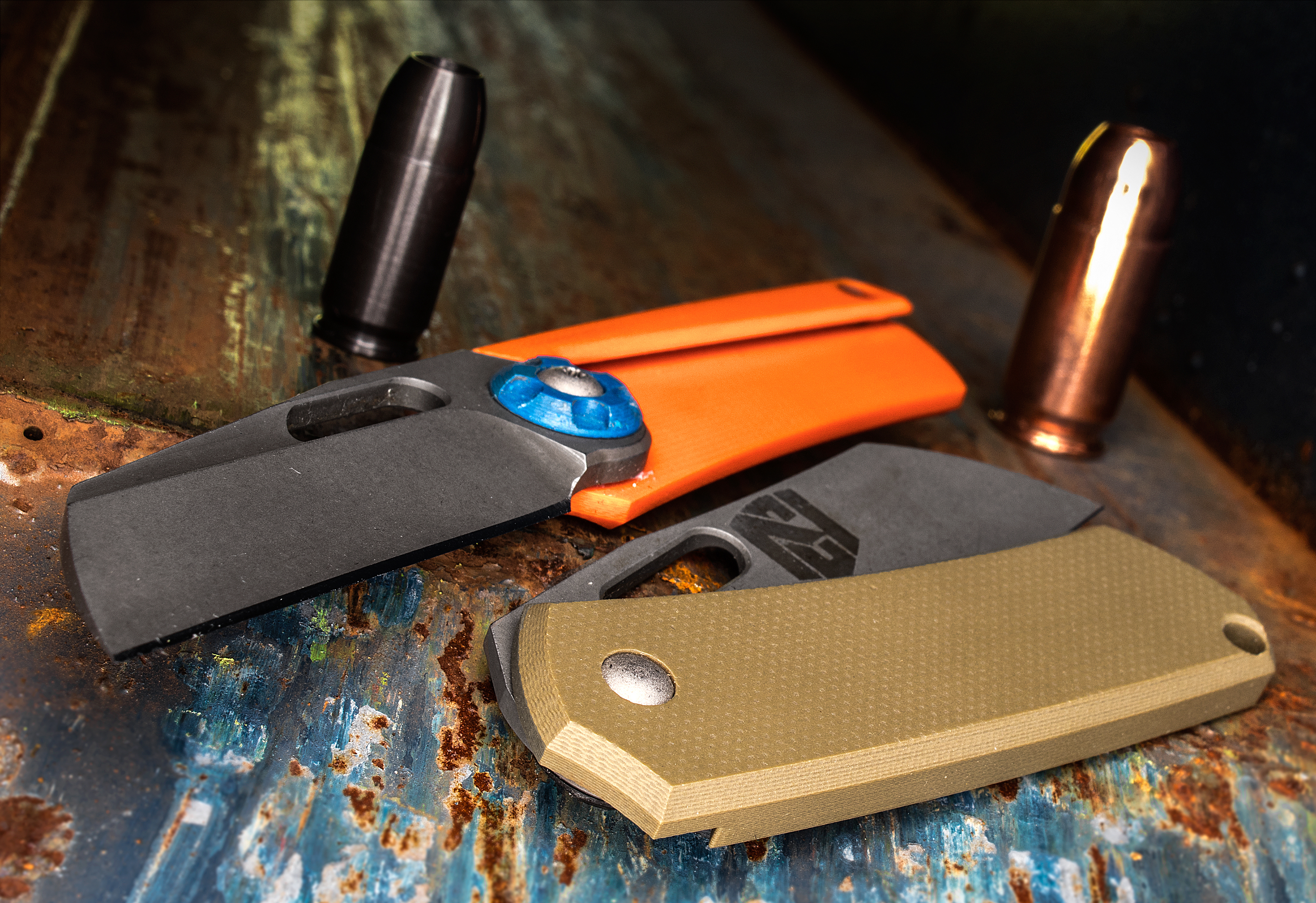 Nick Chuprin Custom Knives