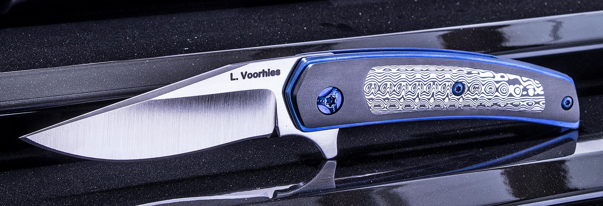 Les Voorhies Custom Knives