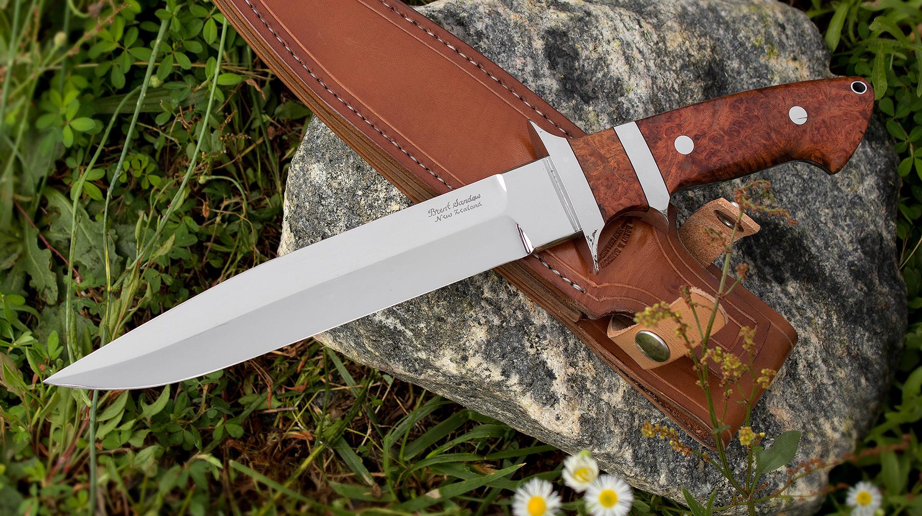 Brent Sandow Custom Knives