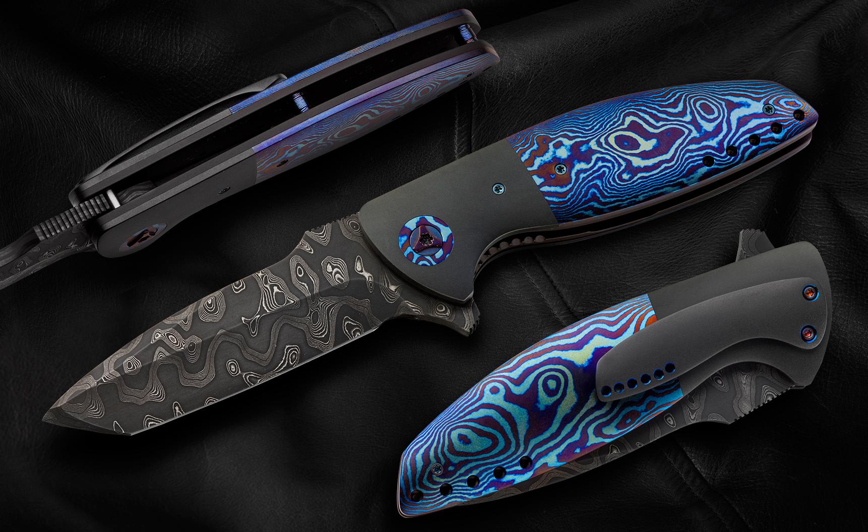 Peter Carey Custom Knives