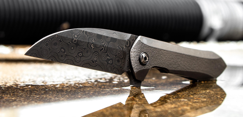 Peter Rassenti Custom Knives