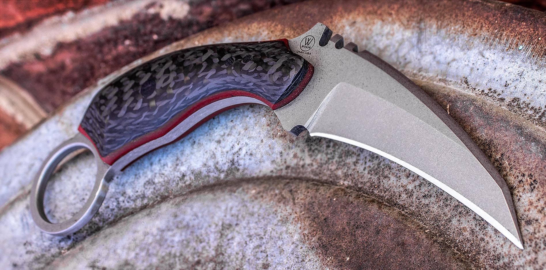 Ryan W Custom Knives