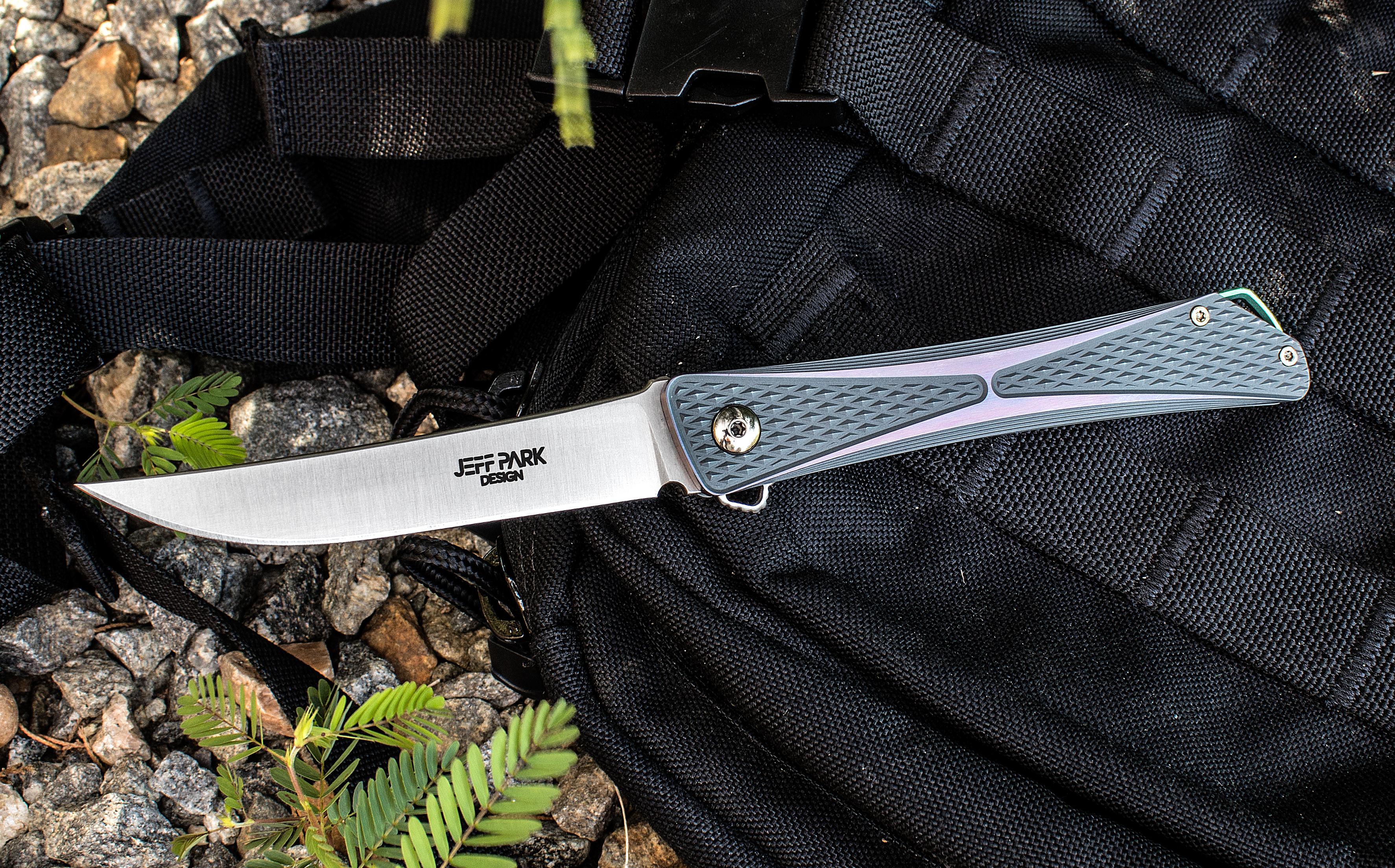 Jeff Park Knives