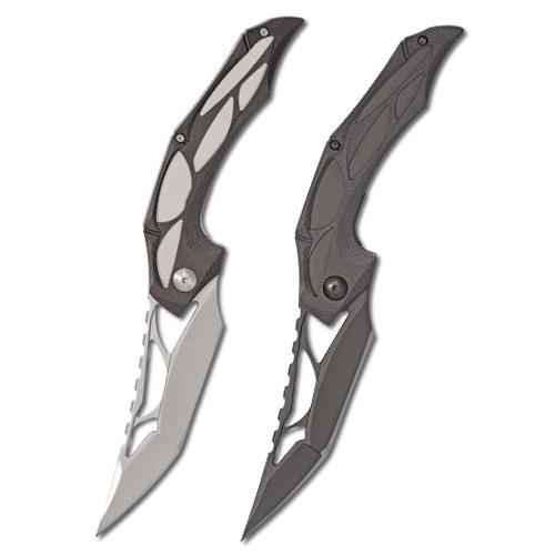 Brous Blades Elijah Isham Echelon D2 Steel Flippers