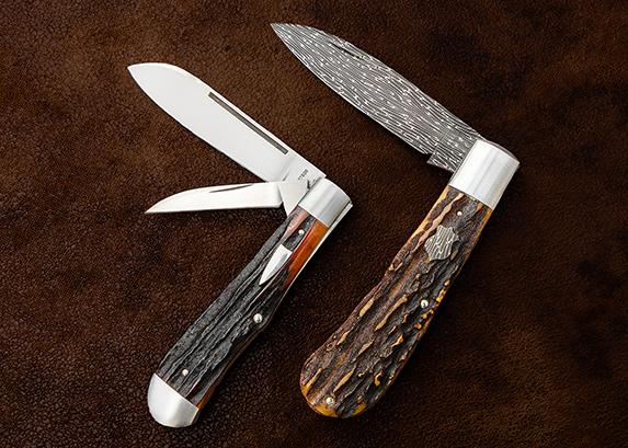 Robertson Knife Works Custom Slipjoints