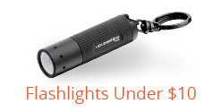 Flashlights Under 10 Dollars