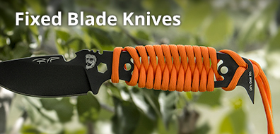 Shop Fixed Blades