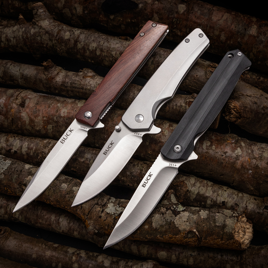 New for 2021 Buck Knives
