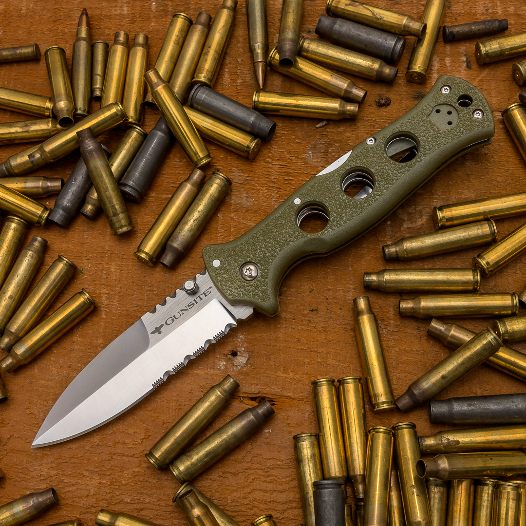 Cold Steel Gunsite Counter Point I