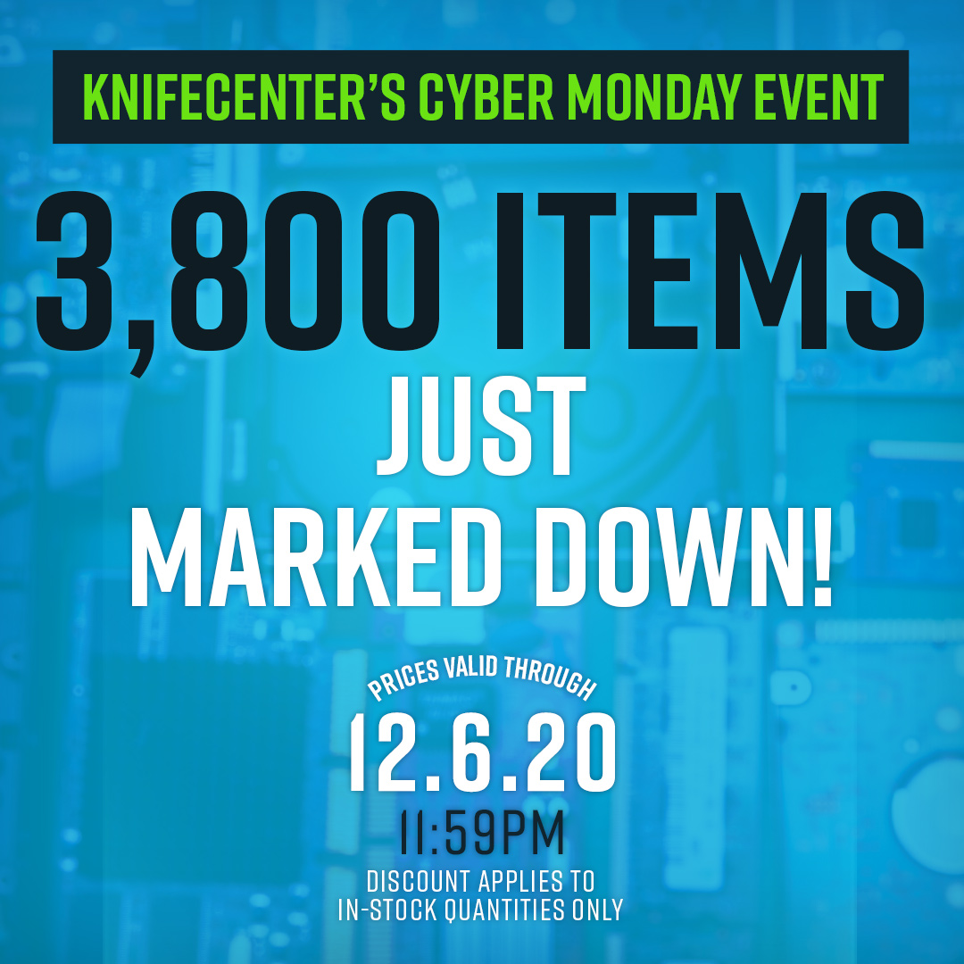 CYBER MONDAY SALE—Over 3,800 Items Marked Down!