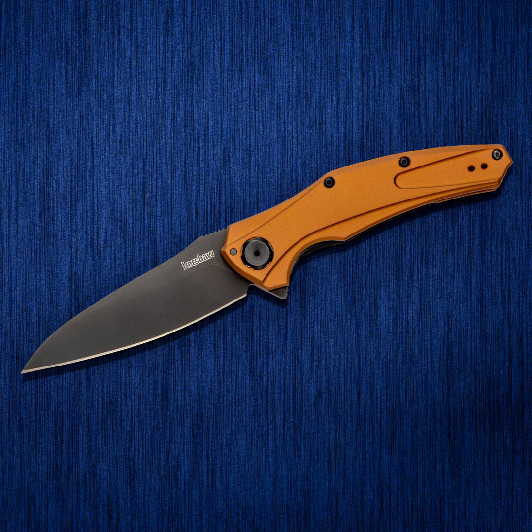 Kershaw Bareknuckle 20CV - KnifeCenter Exclusive