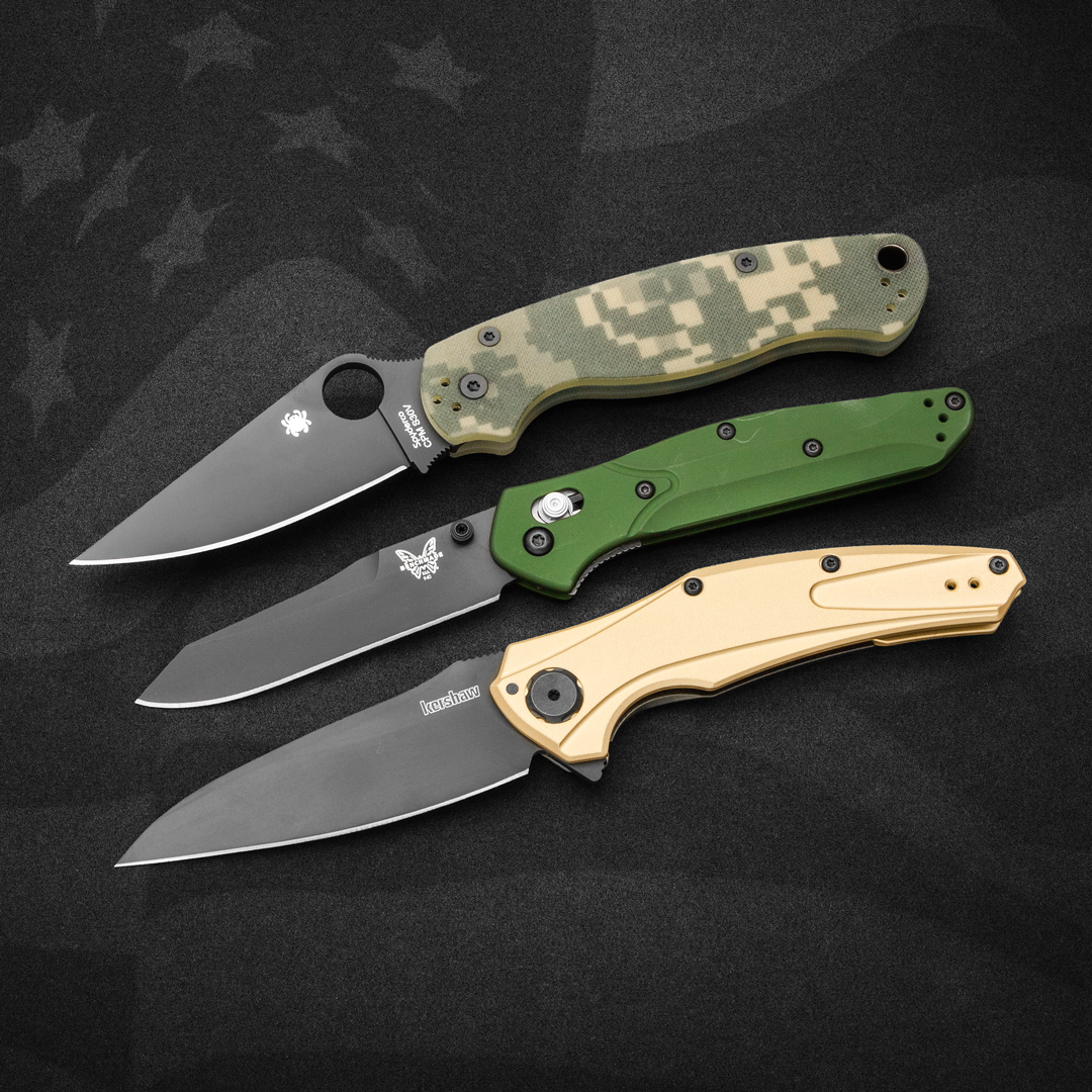 Our Favorite USA-Made Folding Knives
