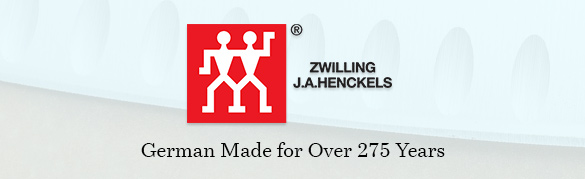 Zwilling J.A. Henckels Four Star Five Star German Made for over 275 years