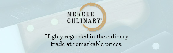 Mercer Highly regarded in the culinary trade at remarkable prices Genesis Renaissance