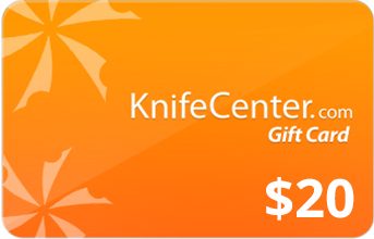KnifeCenter Gift Card $20