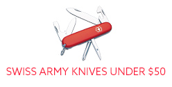 Swiss Army Knives Under 50 Dollars