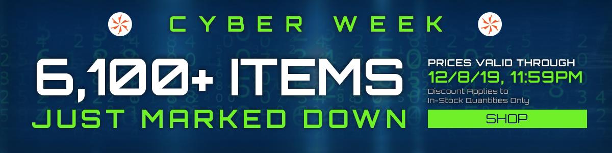 Shop Our 2019 Cyber Monday Sale