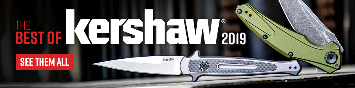 The Best Kershaw Knives of 2019