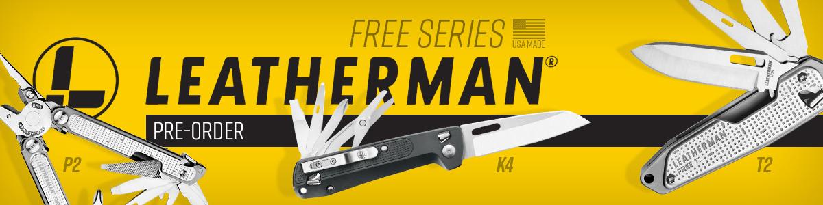 Leatherman Free Series