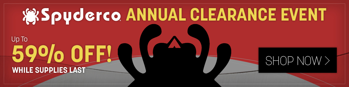 2019 Annual Syderco Clearance Event