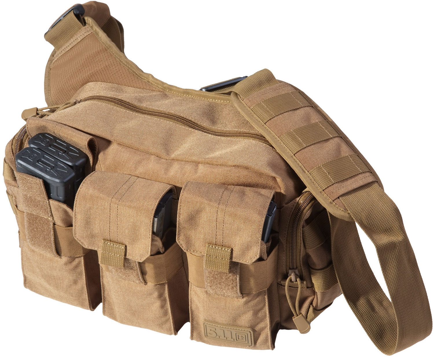 5.11 Tactical Bail Out Bag, Flat Dark Earth (56026-131)