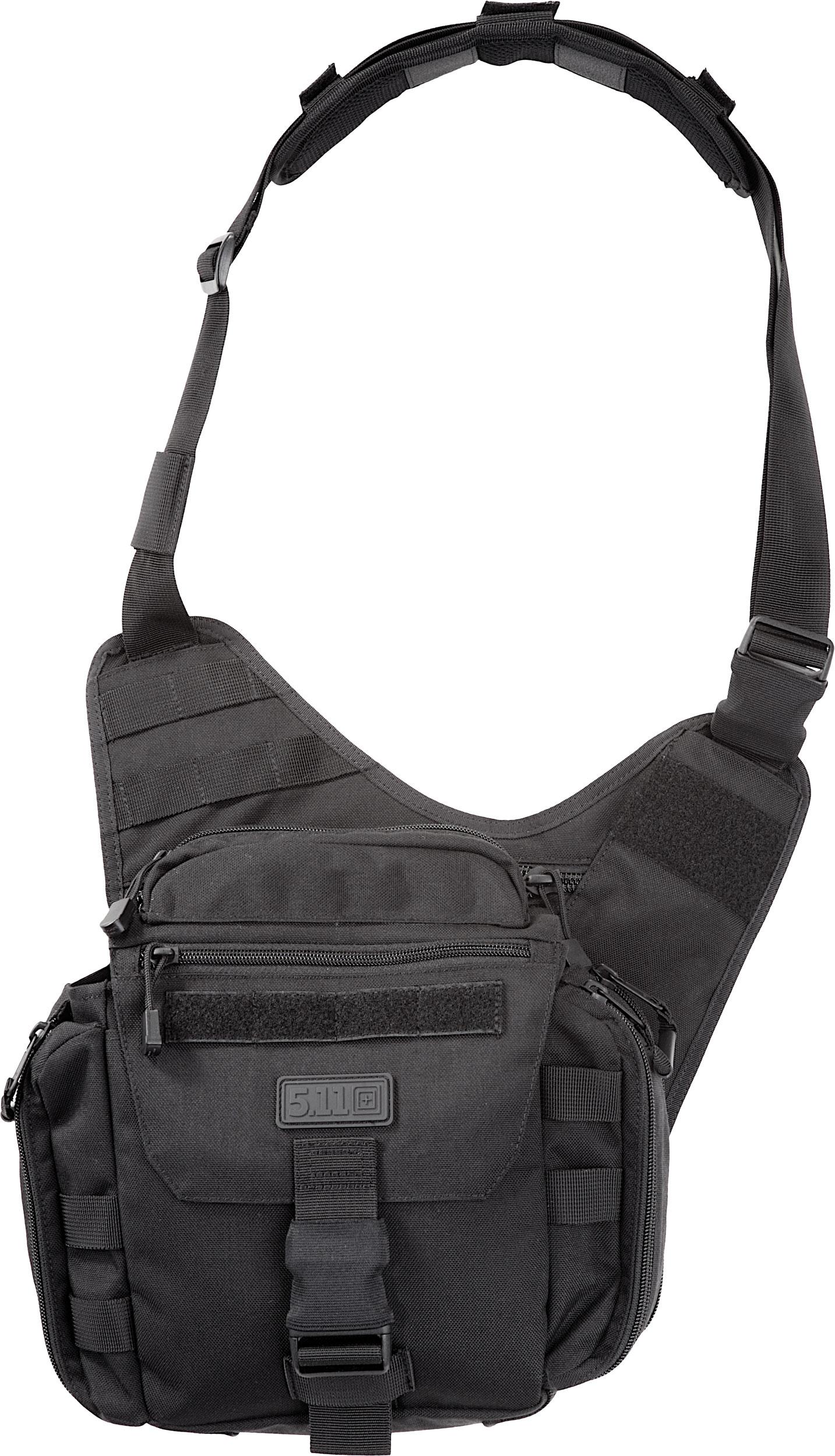 5.11 Tactical PUSH Pack, Black (56037-019)