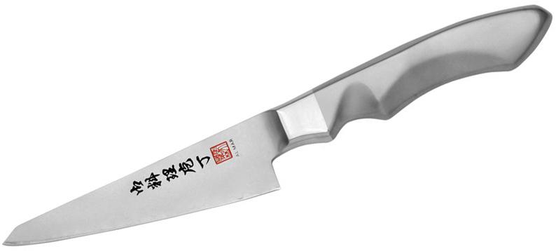 Al Mar SC5 Stainless Ultra-Chef Honesuki Knife 5 inch VG10 Damascus Blade