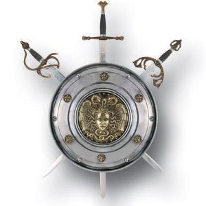 Armaduras Wall Display Shield (Medusa)