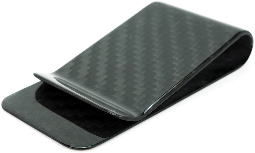 Bastion Carbon Fiber Money Clip