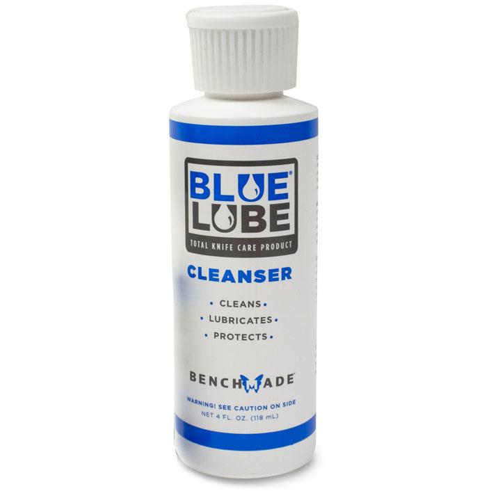 Benchmade BlueLube Cleanser 4 oz Bottle