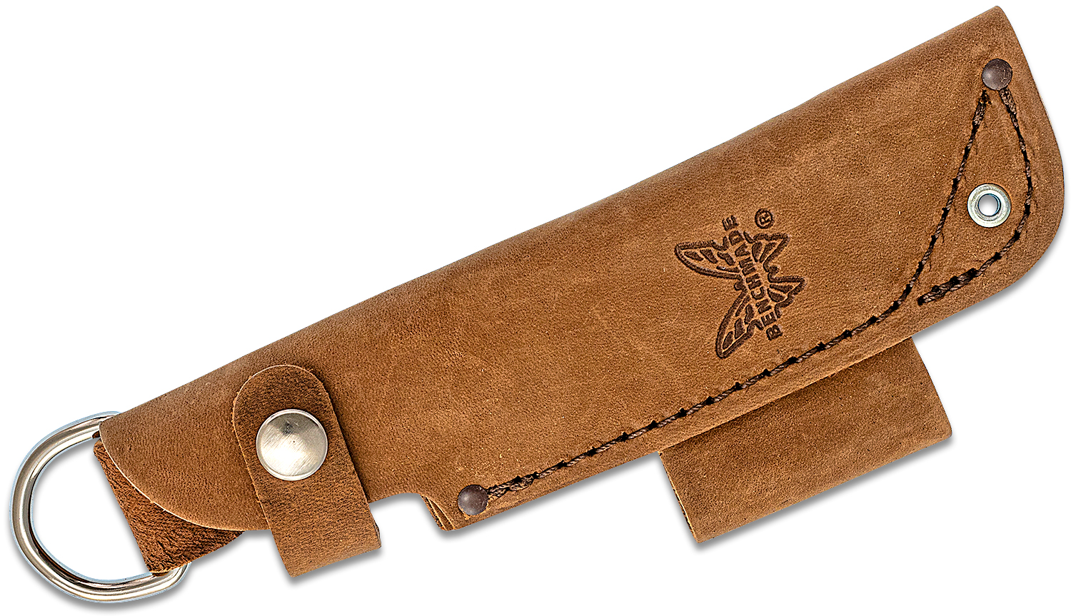Benchmade Leather Sheath for Bushcrafter 162 and 162-1