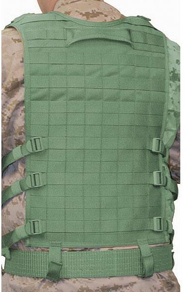 BLACKHAWK! Strike Elite Vest, OD Green