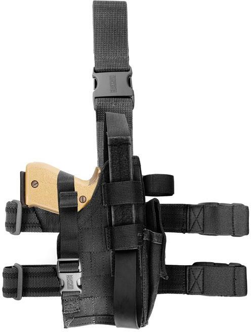 BLACKHAWK! Omega VI Elite Holster, Black, Colt Gov't 1911
