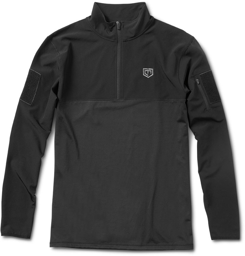 Cannae Pro Gear Centurion Performance Pullover, Black, 2XL