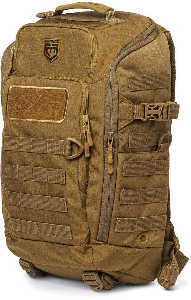 Cannae Pro Gear Legion Day Pack, Coyote