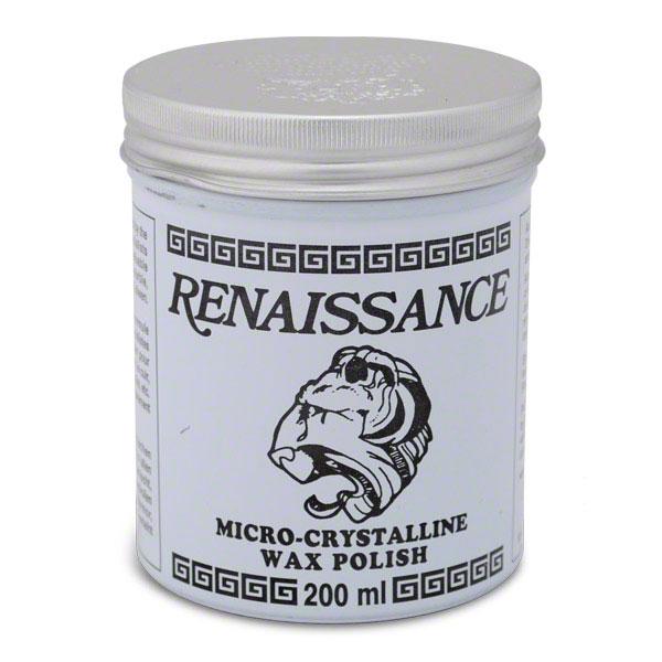 Renaissance Wax Micro-Crystalline Polish 200 ml (7 oz can)