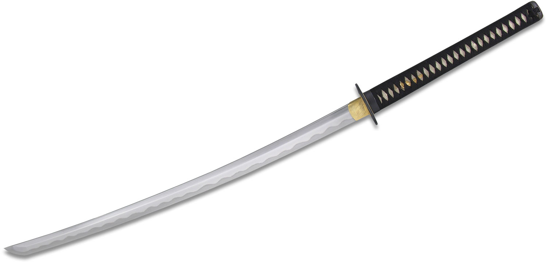 CAS Hanwei Practical Pro Elite Katana 29 inch 1566 High-Carbon Blade