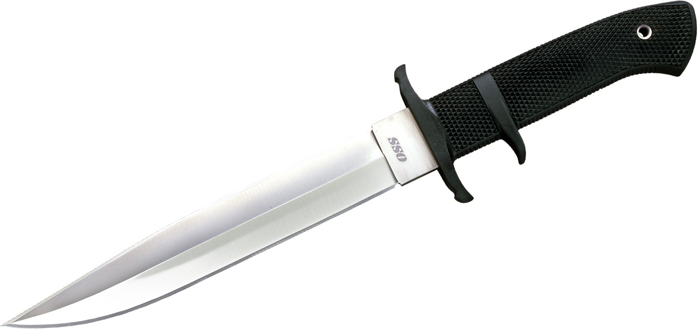 Cold Steel 39LSSC OSS Subhilt Fighter 8-1/4 inch Double Edge Blade