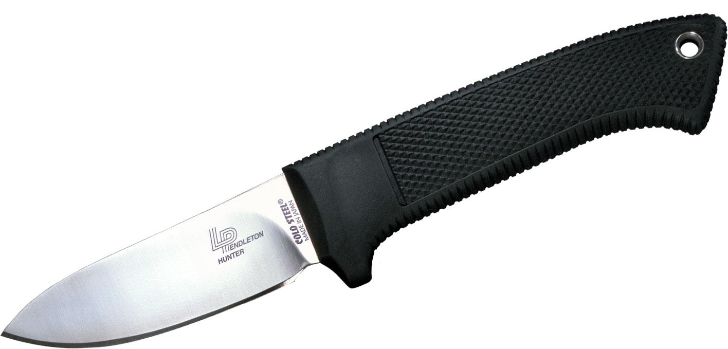 Cold Steel 36LPSS Pendleton Hunter Fixed 3-1/2 inch VG-1 Blade, Kray-Ex Handles