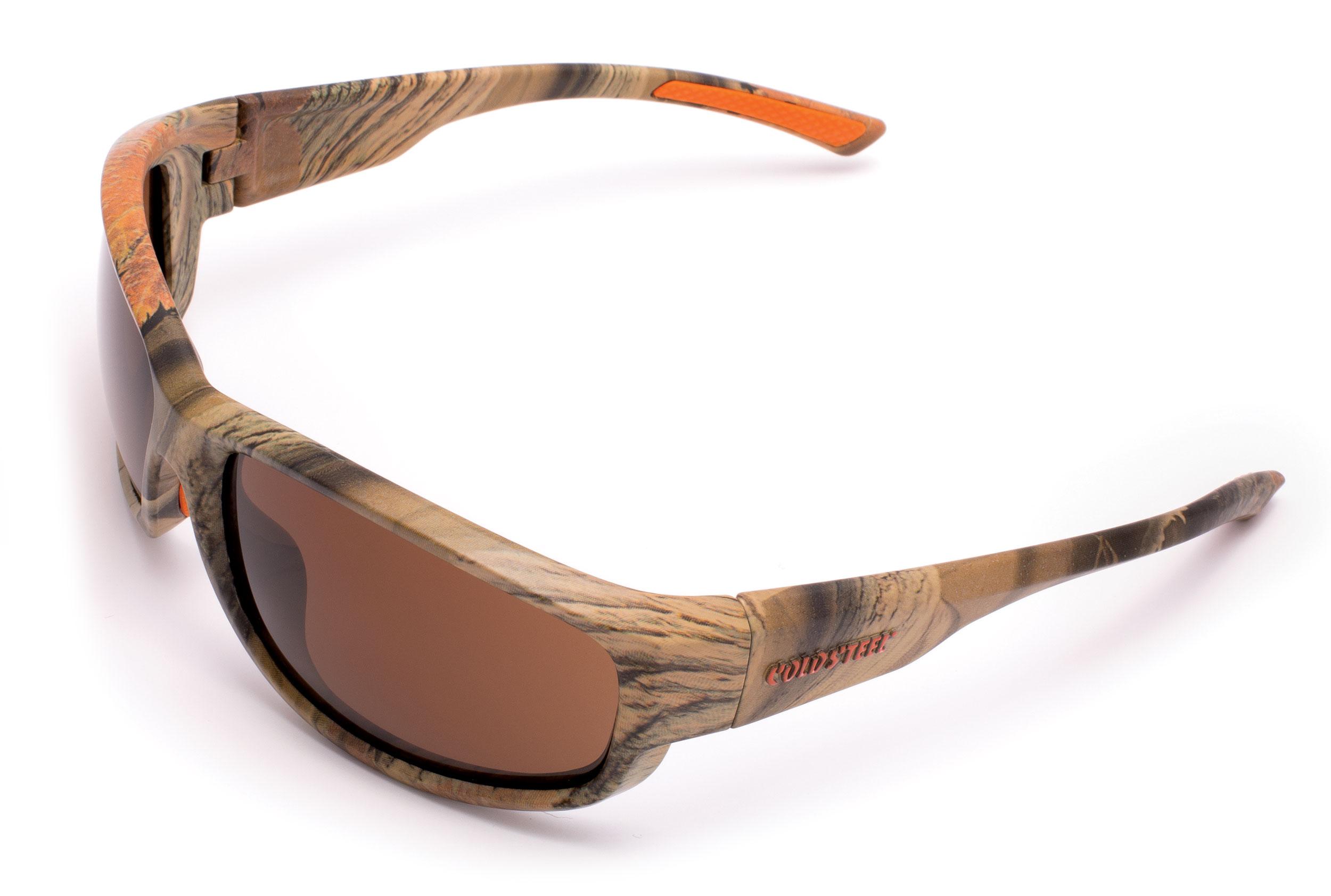 Cold Steel EW22 Battle Shades Mark-II Eyewear, Camo Sunglasses