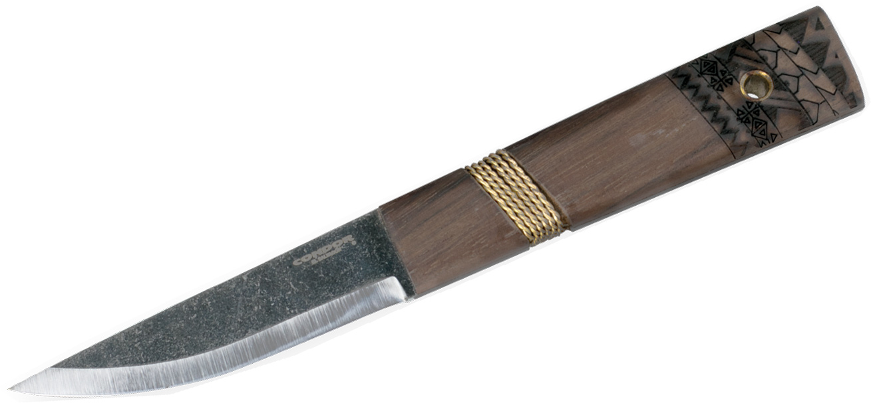 Condor Tool & Knife CTK2811-3 9HC Indigenous Puukko Knife 3 9