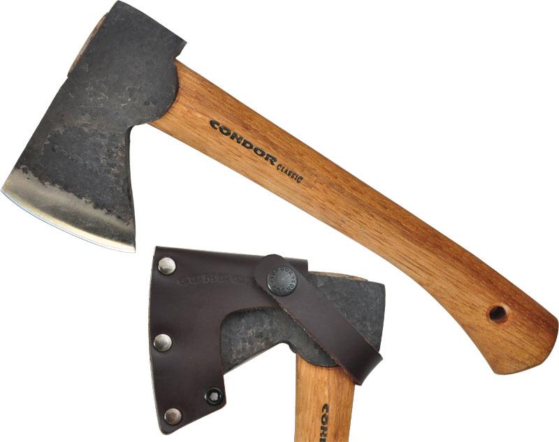 Condor Tool & Knife CTK4053C10 Scout Hatchet 4-1/4