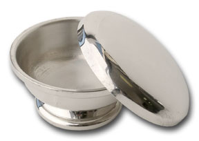 Colonel Conk #152 Pewter Shave Bowl